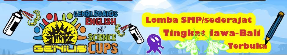 Info Lomba dan Kompetisi Terbaru 2014