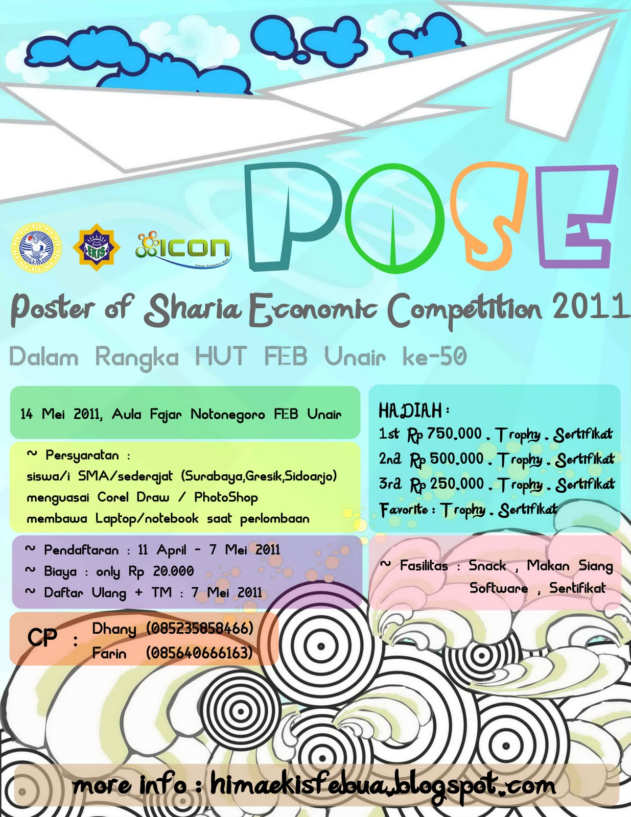 POSE 2011 (Poster of Sharia Economic 2011) SMA Se derajat